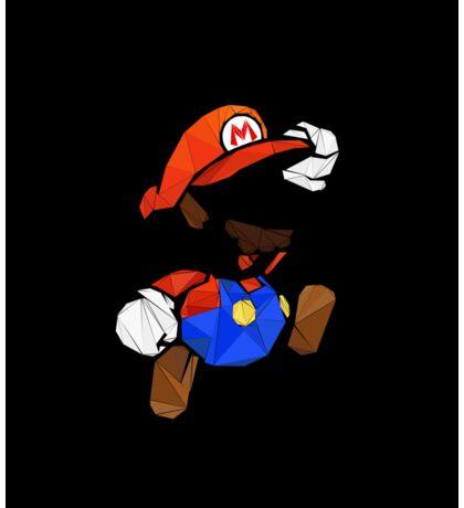 Mario sticker Sticker