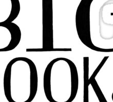 Big Books Sticker