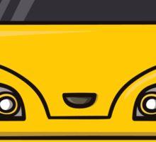 taxi cab Sticker