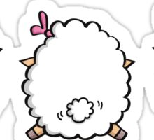 sheeps Sticker