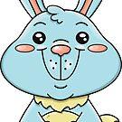 funny bunny by BoYusya