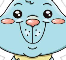 funny bunny Sticker
