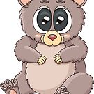 lemur by BoYusya