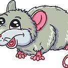 rat by BoYusya