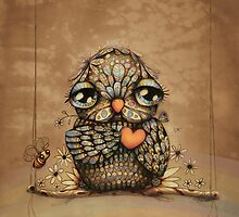 Birds and Owls  by © Karin (Cassidy) Taylor