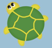 Turtle T Shirt For Children Kids Clothes