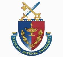 National Defense University (NDU) Logo by Spacestuffplus