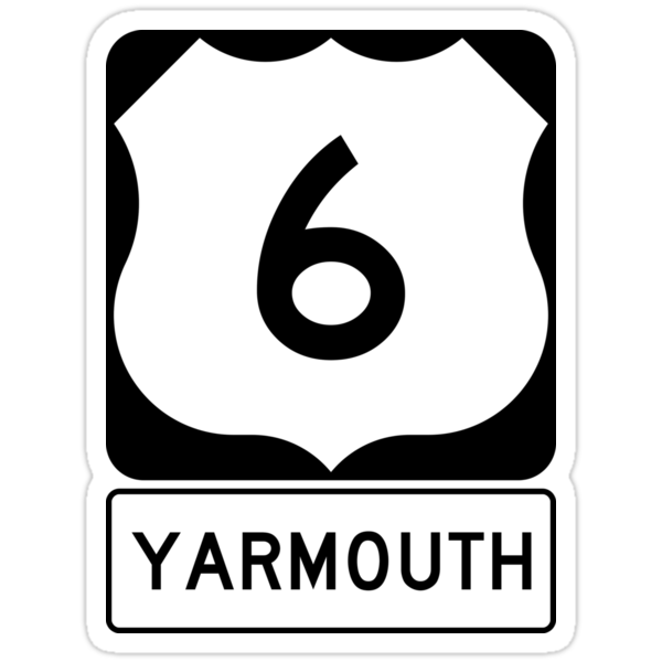 US 6 - Yarmouth Massachusetts by IntWanderer