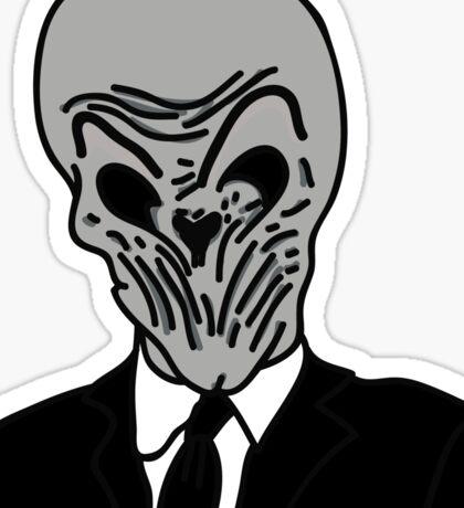 The Silence Sticker