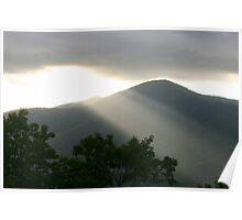 Cold Mountain, North Carolina Poster
