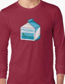 Missing Long Sleeve T-Shirt