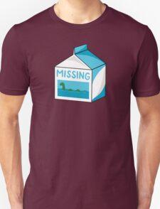 Missing T-Shirt