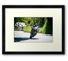 Gary Johnson Framed Print