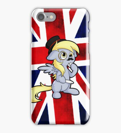 Derpy Hooves - Like a Sir iPhone Case/Skin