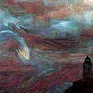 Stormy Seas by Rick Wollschleger