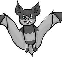 Bat-batman by Katherine Clarke