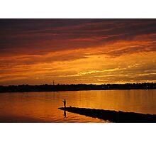 Fisherman #3 Photographic Print
