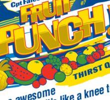 Falcon's Punch! Sticker