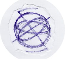 Circle Sketch Small by George Barwick