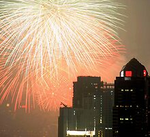 firework blast by paulcowell
