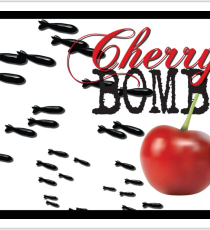cherry bomb STICKER Sticker