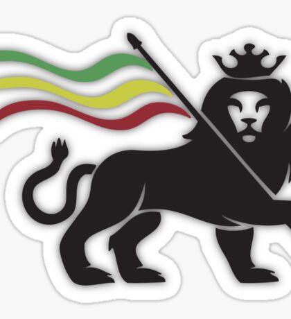 Rasta Sticker