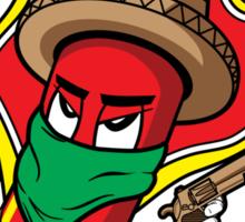 Mr. Spicy HOT Sticker