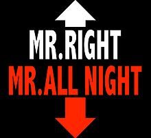 Mr. ALL NIGHT by fortunefactory