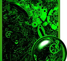 Timepiece Cogs  by Sookiesooker