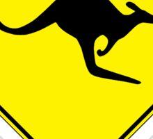 Bruce Highway - Townsville's Ocean Road Sticker