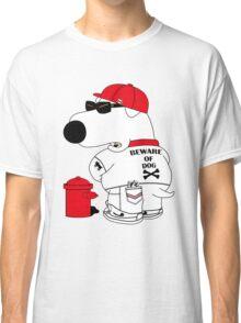 Beware of dog Classic T-Shirt