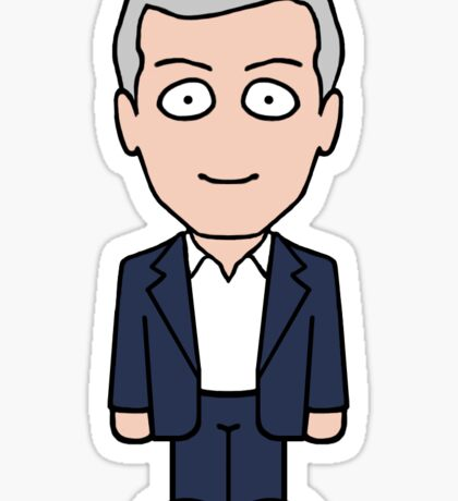 Greg Lestrade sticker Sticker