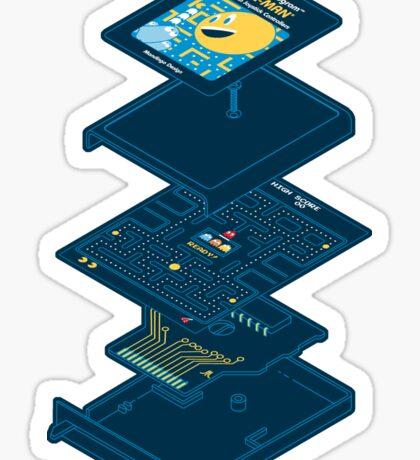 Blueprint Waka-Waka (Sticker) Sticker