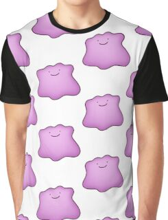 Ditto - Digital Graphic T-Shirt