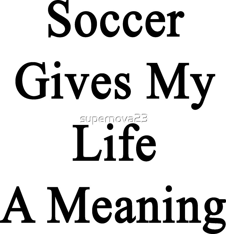my meaning of soccer Ayso soccer programs ayso has many different soccer programs ayso soccer camps ayso soccer camps provide various camps find an ayso program want to play ayso.