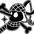 Ussop - OP Pirate Flags by Natasha Curran