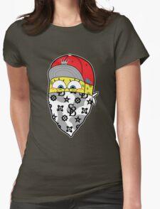Sponge gang Womens Fitted T-Shirt