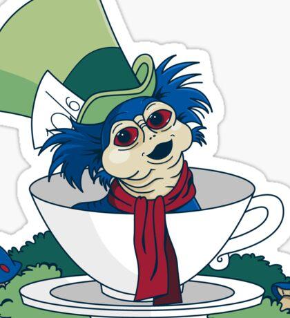 A Nice Cup of Tea - STICKER Sticker
