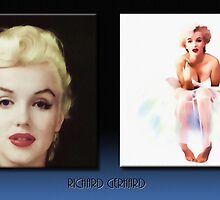 The Marilyn Series by Richard  Gerhard