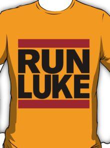 RUN LUKE (Black font) T-Shirt