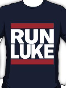RUN LUKE (White font) T-Shirt