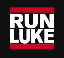 RUN LUKE (White font) Unisex T-Shirt
