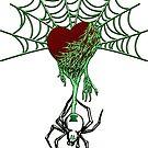 Black Widow (Green) by Mehdals