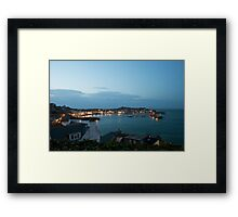 From The Malakoff Framed Print