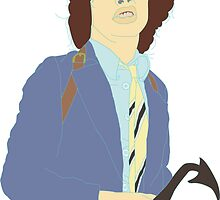AC/DC Angus Young by TheLoungeLizard