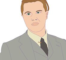 Jimmy Darmody Boardwalk Empire by TheLoungeLizard