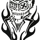 Rockabilly Voodoo by Mehdals