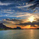 Tempe Town Lake by Eddie Yerkish