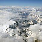 Monte Rosa, Switzerland by bartfrancois