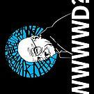 WWWWD? - sticker by TedDastickJr